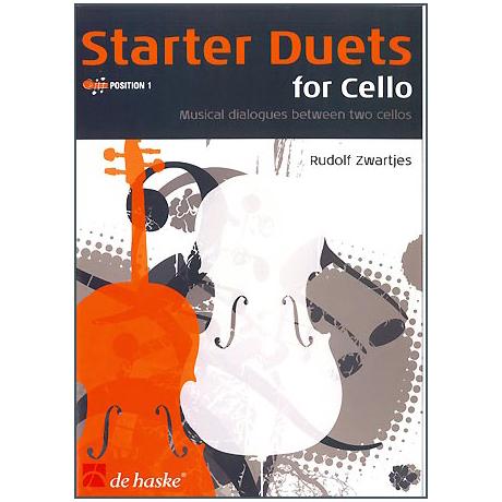 Zwartjes, Rudolf: Starter Duets