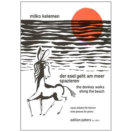 Kelemen, M.: Der Esel geht am Meer spazieren