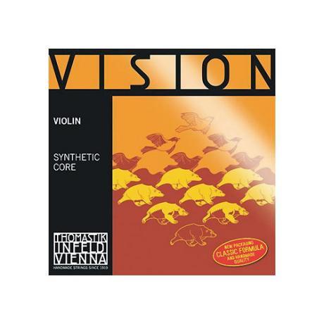 THOMASTIK Vision Violinsaite D