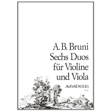 Bruni, A. B.: 6 Konzertante Duos Op. 6