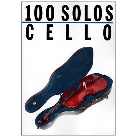 100 Solos: Cello