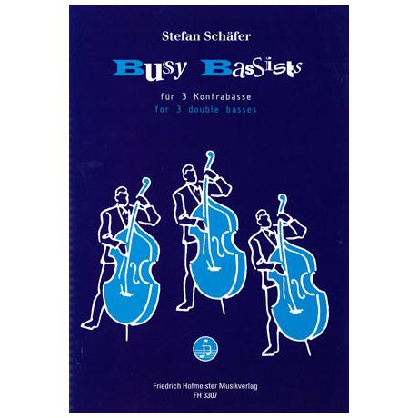 Schäfer, S.: Busy Bassists