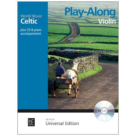 Celtic Play Along – Violin (+CD)