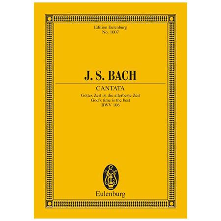 Bach, J. S.: Kantate BWV 106