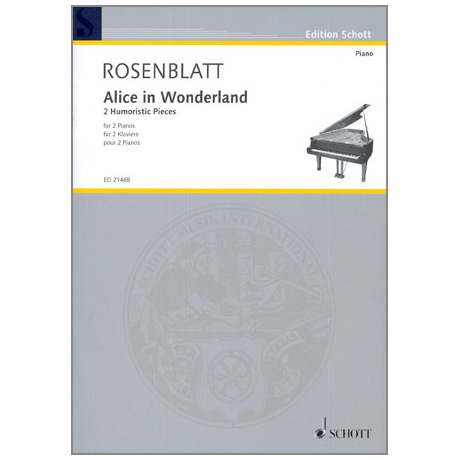 Rosenblatt, A.: Alice in Wonderland