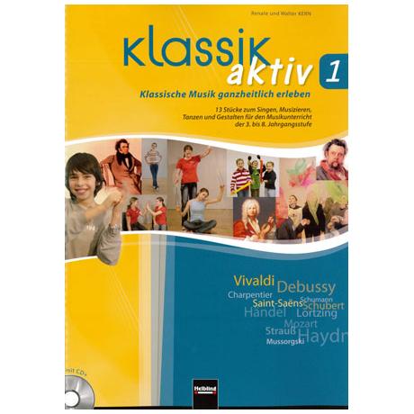 Klassik aktiv Band 1 (+CD)