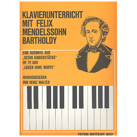 Mendelssohn Bartholdy, F.: Leichte Klavierstücke