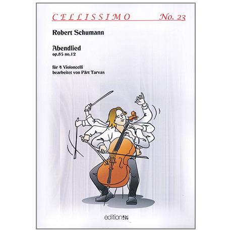 Schumann, R.: Abendlied Op. 85 Nr. 12