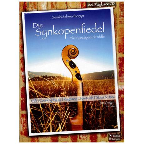 Schwertberger, G.: Die Synkopenfiedel (+CD)