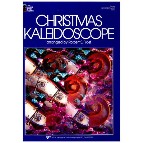 Christmas Kaleidoscope für Streicher – Klavierbegleitung