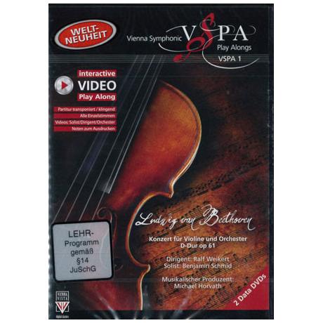 Beethoven, L.v.: Violinkonzert D-Dur Op.61