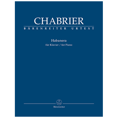 Chabrier, E.: Habanera