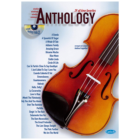 Anthology Vol. 1 (+CD)