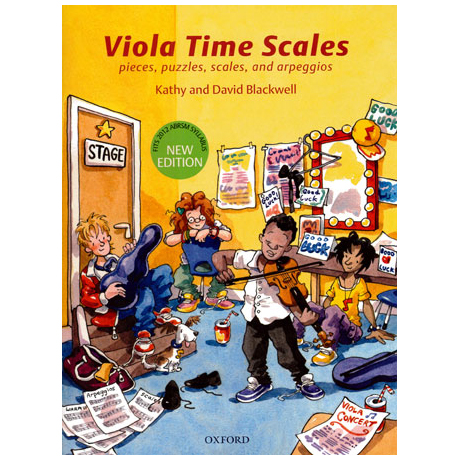 Blackwell: Viola Time Scales