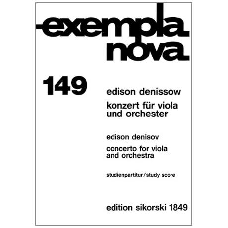 Denissow, E.: Violakonzert