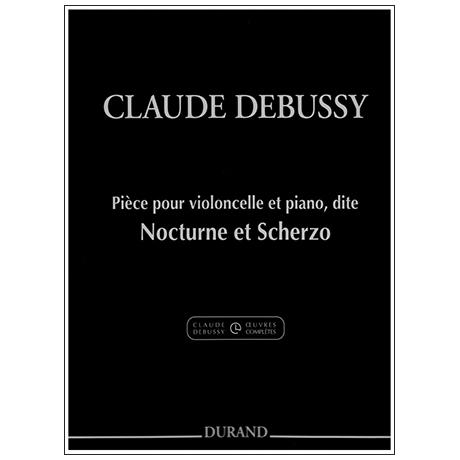 Debussy, C.: Nocturne et Scherzo
