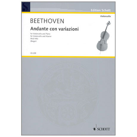 Beethoven: Andante con variazioni WoO44b