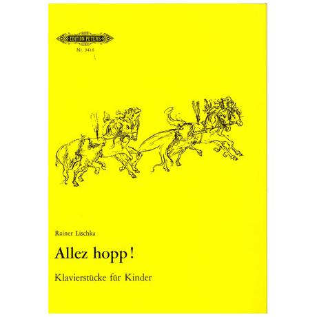 Lischka: Allez hopp! Klavierstücke für Kinder