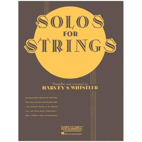 Solos For Strings – Violin