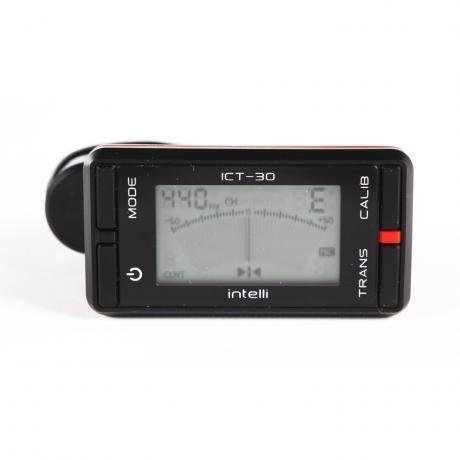 INTELLI ICT-30 Clip-on Tuner