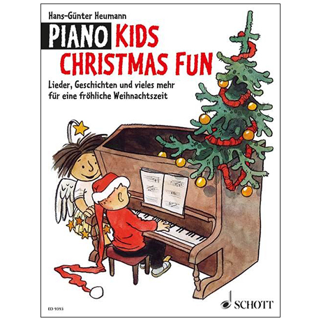 Heumann, H.-G.: Piano Kids: Christmas fun