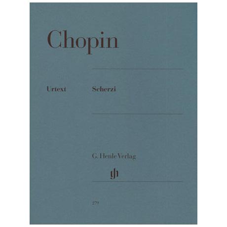 Chopin, F.: Scherzi