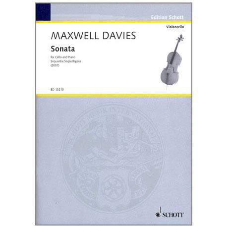 Davies, Maxwell: Sonata