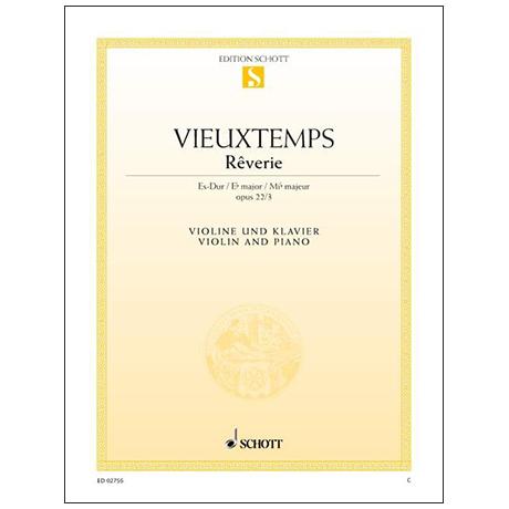 Vieuxtemps, H.: Rêverie Op. 22/3