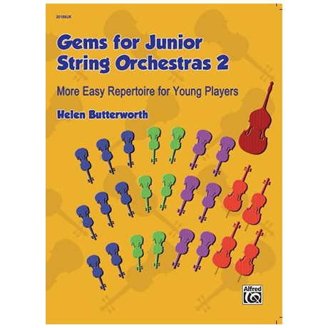 Butterworth, H.: Gems for Junior String Orchestras 2