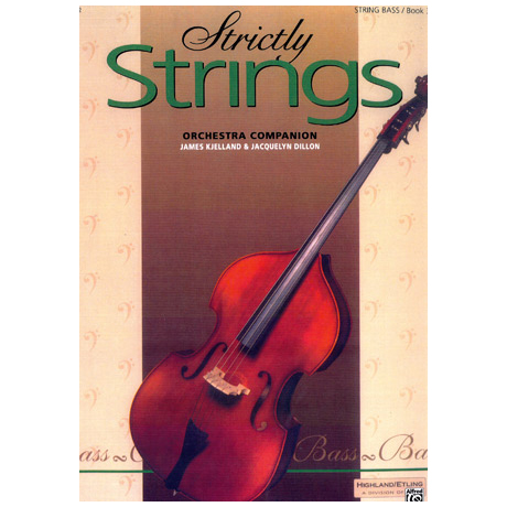 Strictly Strings for Bass Vol. 3