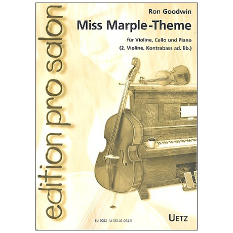 Goodwin, R.: Miss Marple-Theme
