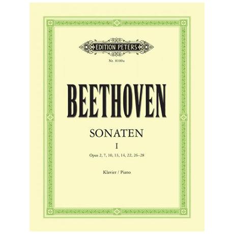 Beethoven, L. v.: Sonaten Op. 2-28