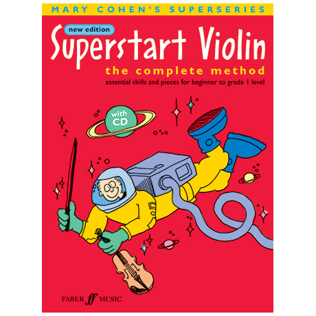 Cohen, M.: Superstart Violin - The Complete Method