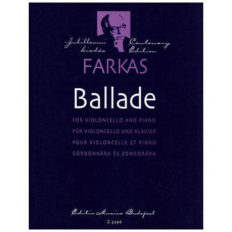 Farkas, F.: Ballade