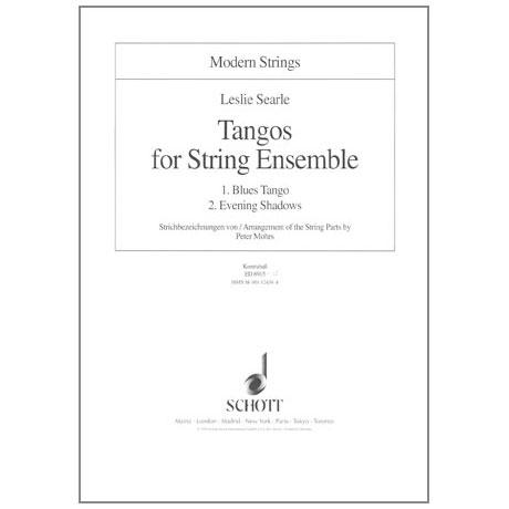 Modern Strings - Tangos