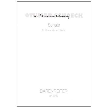 Schoeck, O.: Sonate