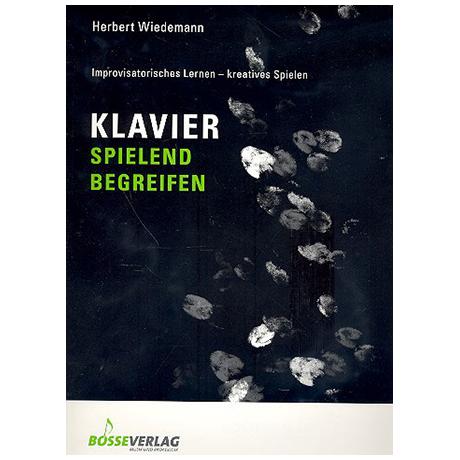 Wiedemann, H.: Klavier spielend begreifen