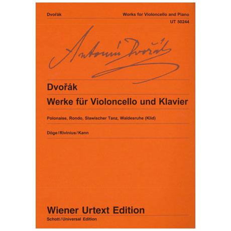 Dvořák, A.: Werke für Violoncello und Klavier