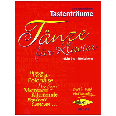Terzibaschitsch, A.: Tänze für Klavier