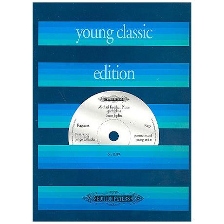 Joplin, S.: 12 Ragtimes (+CD)