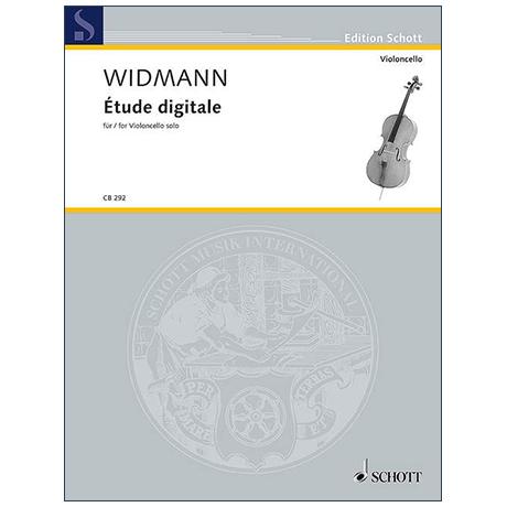 Widmann, J.: Étude digitale (2015)