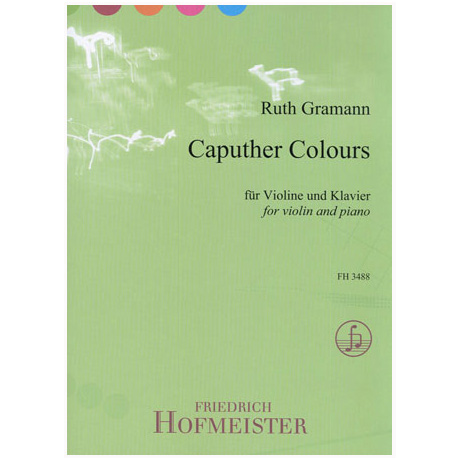Gramann, R.: Caputher Colours
