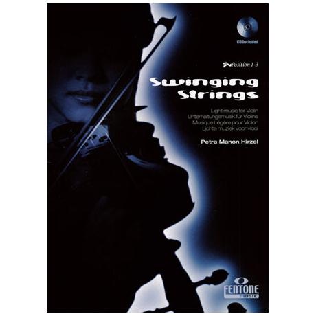 Hirzel, P. M.: Swinging Strings (+CD)