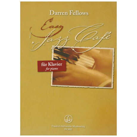 Fellows, D.: Easy Jazz Café