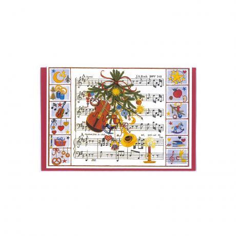 Carte de salutations Weihnachtsoratorium