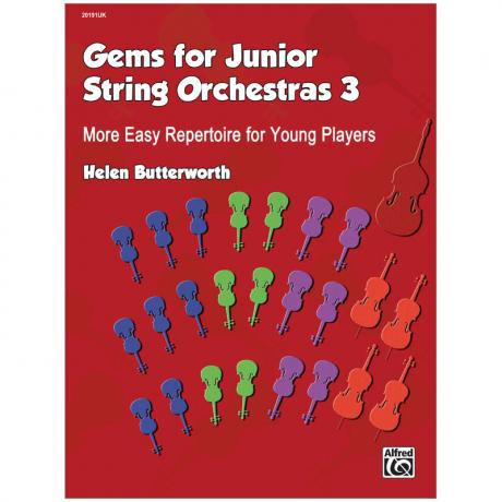Butterworth, H.: Gems for Junior String Orchestras 3