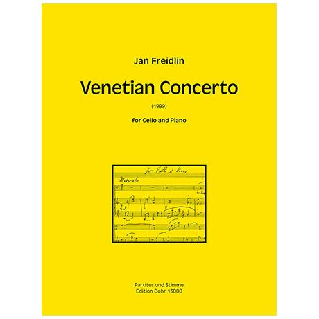 Freidlin, J.: Venetian Concerto (1999)
