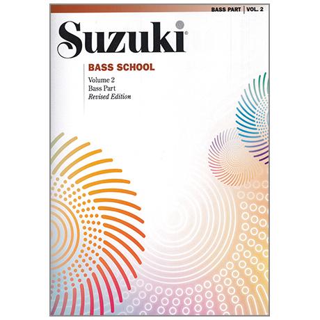 Suzuki Bass School Vol.2