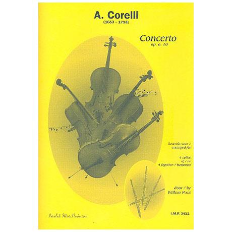 Corelli, A.: Concerto Nr.10 Op.6