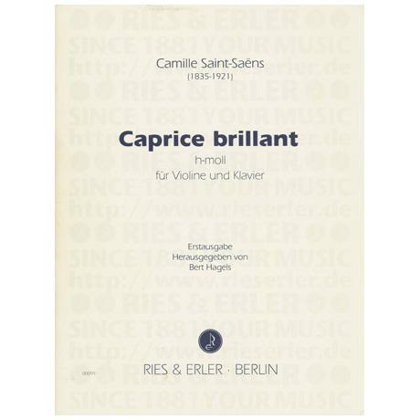 Saint-Saens, C.: Caprice brillant h-Moll
